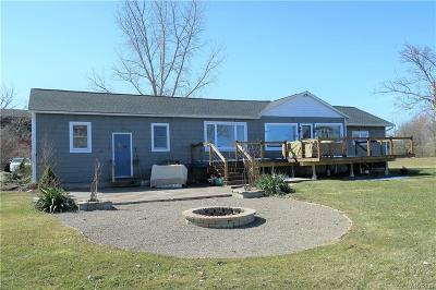 Orleans County Single Family Home A-Active: 11127-11128 Peters Lane Lane #15
