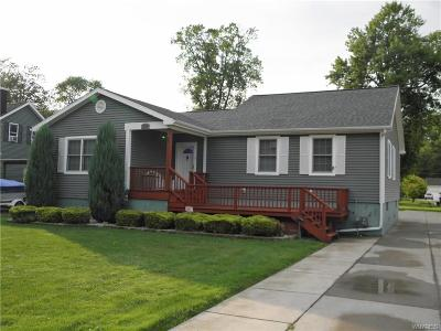 Irving Single Family Home A-Active: 934 Erie Street