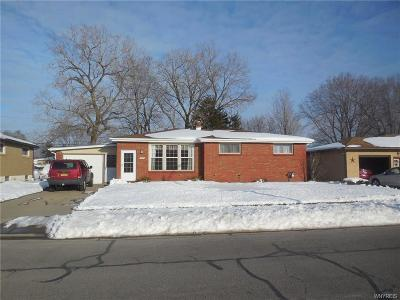 West Seneca Single Family Home A-Active: 155 Charlescrest Court