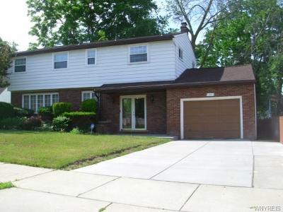Niagara Falls Single Family Home A-Active: 1401 Lafayette Avenue