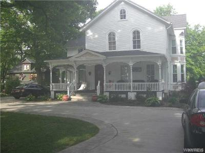 Niagara County Single Family Home A-Active: 940 River Road