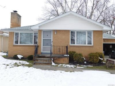 West Seneca Single Family Home A-Active: 32 Donald Drive