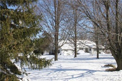 Mount Morris NY Single Family Home A-Active: $179,900