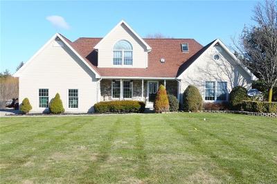 Marilla Single Family Home A-Active: 12388 Williston Road