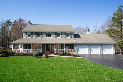 Erie County Single Family Home A-Active: 7868 Ellicott Road