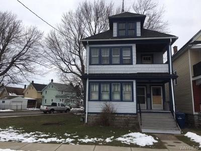 Buffalo Multi Family 2-4 A-Active: 92 Trowbridge Street
