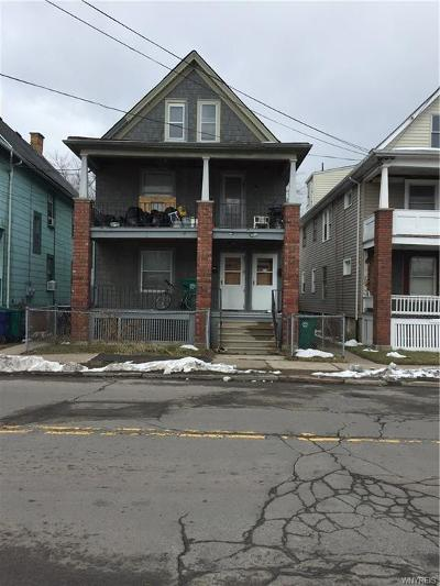 Niagara Falls NY Multi Family 2-4 U-Under Contract: $38,000