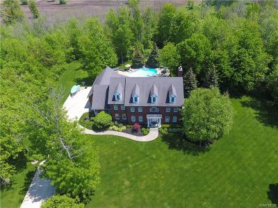 Single Family Home A-Active: 8814 Hearthstone Drive