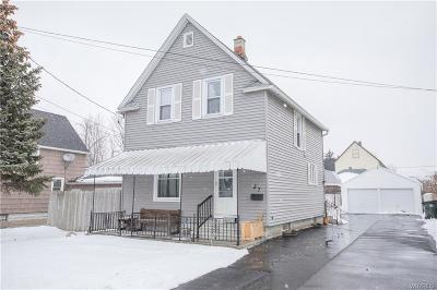 Single Family Home A-Active: 57 Brewster Street
