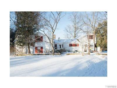 Single Family Home A-Active: 9500 East Eden Road