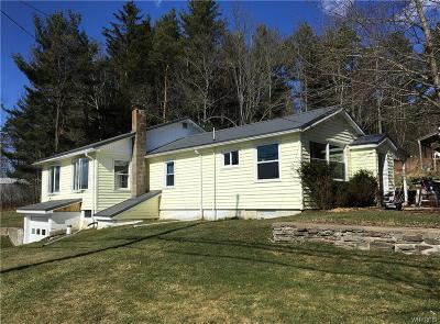 Cuba Single Family Home A-Active: 9694 County Road 7