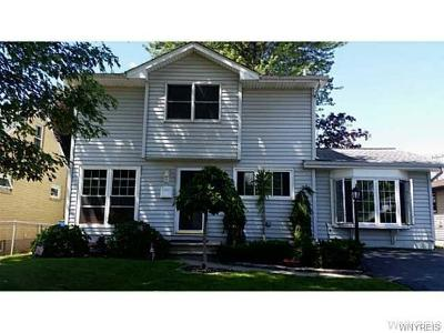 West Seneca Single Family Home A-Active: 228 Sky Hi Drive