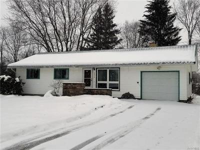 Ellicottville Single Family Home C-Continue Show: 6499 Pine Tree Road