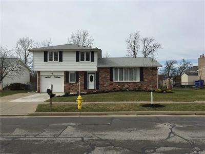 West Seneca Single Family Home A-Active: 75 Harwood Road
