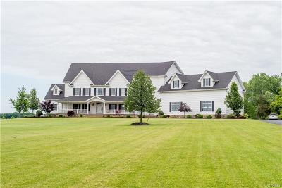 Orchard Park Single Family Home A-Active: 3421 Angle Road