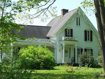 Single Family Home A-Active: 12331 Route 78 (Strykersville Rd)