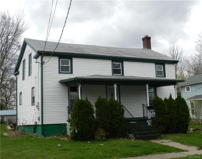 Albion Single Family Home A-Active: 266 East Park Street