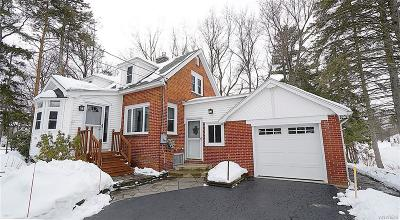 Orchard Park Single Family Home A-Active: 5314 Chestnut Ridge Road