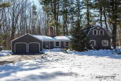 Orchard Park Single Family Home A-Active: 4 Smokes Creek Road