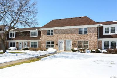 Orchard Park Condo/Townhouse A-Active: 105 Carriage Drive #4