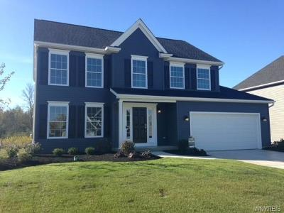 Orchard Park Single Family Home A-Active: 34 Golden Crescent