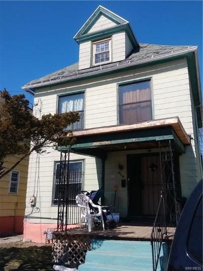 Single Family Home A-Active: 820 Glenwood Avenue