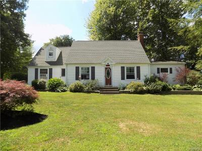 Erie County Single Family Home A-Active: 2437 New Jerusalem Road