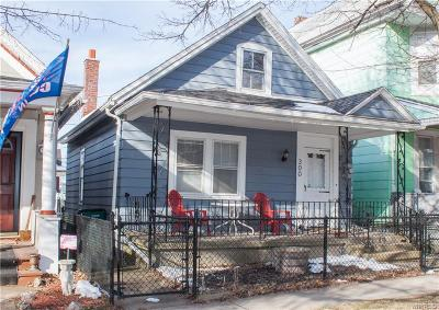 Single Family Home A-Active: 300 West Tupper Street