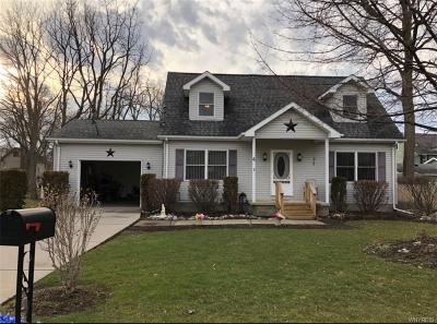 Genesee County Single Family Home A-Active: 6 Orleans Avenue