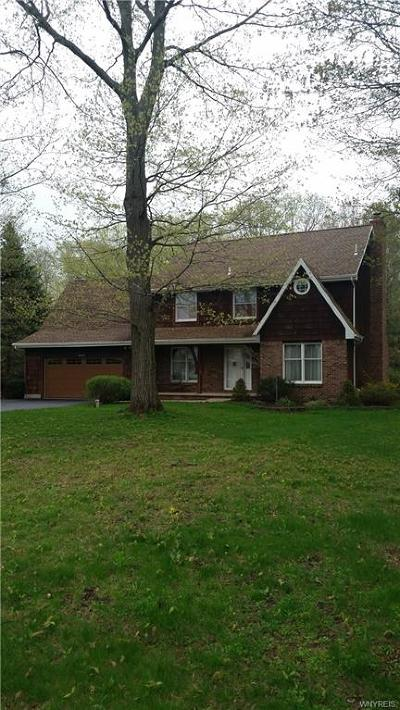Erie County Single Family Home A-Active: 8865 Woodside Drive