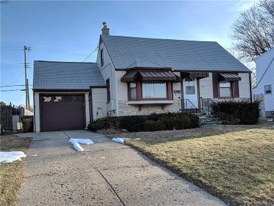 Single Family Home A-Active: 1352 Cleveland Drive