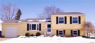 West Seneca Single Family Home A-Active: 200 Crofton Drive