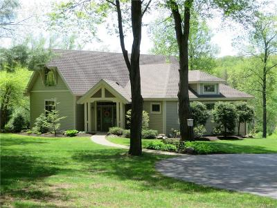 Erie County Single Family Home A-Active: 6400 Hunters Creek Road