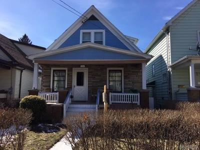 Niagara Falls Single Family Home A-Active: 482 23rd Street