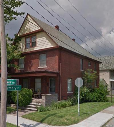 Niagara Falls Multi Family 2-4 A-Active: 812 Cedar Avenue