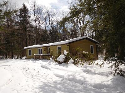 Eden Single Family Home A-Active: 3399 Wepax Road