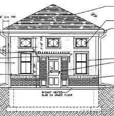 Erie County Single Family Home A-Active: 178 Vermont Street