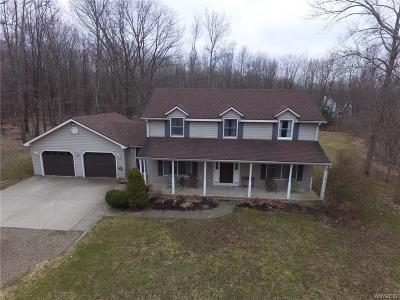 Evans Single Family Home A-Active: 1211 Wisconsin Road
