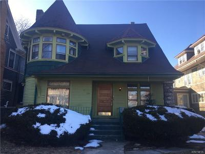 Buffalo Single Family Home A-Active: 260 Crescent West