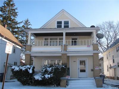 Niagara County Multi Family 2-4 A-Active: 1865 Cleveland Avenue
