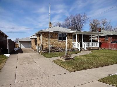Erie County Single Family Home A-Active: 92 Claude Drive