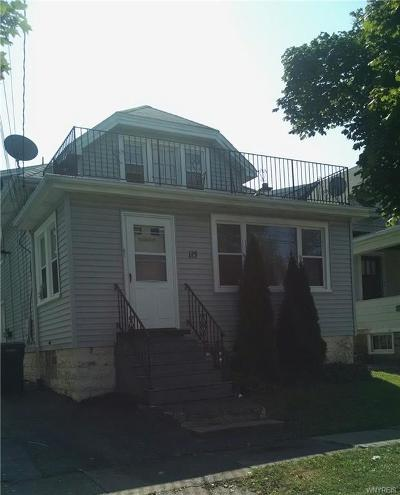 Erie County Multi Family 2-4 A-Active: 115 Rounds Avenue