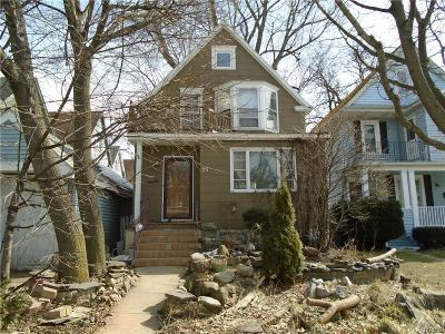Erie County Single Family Home A-Active: 75 Fairfield Avenue