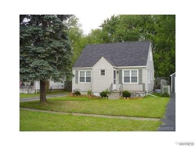 Grand Island Single Family Home A-Active: 1835 Huth Road