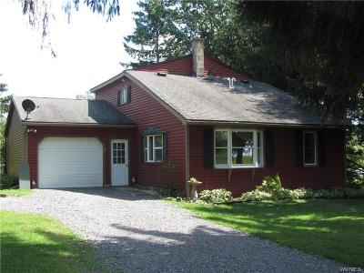 Marilla Single Family Home A-Active: 3475 East Blood Road