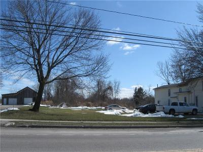 Genesee County Residential Lots & Land A-Active: Lake Street