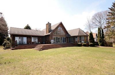 Niagara County Single Family Home A-Active: 4759 East Lake Road