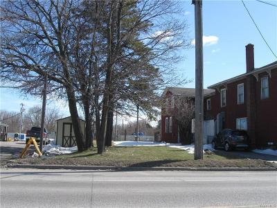 Genesee County Residential Lots & Land A-Active: 78.5 Lake Street