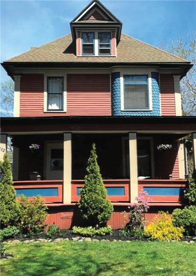 Buffalo Single Family Home A-Active: 102 Tillinghast Place