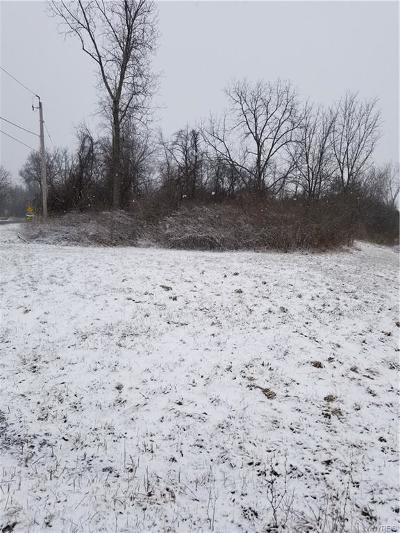 Niagara County Residential Lots & Land A-Active: Vl West Canal Road